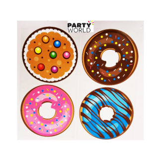 Donuts And Cookies Stickers (8)