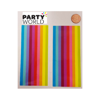 Rainbow Stickers (10)