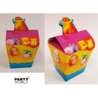 Noah's Ark Mini Treat Boxes (12)
