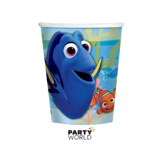 Finding Dory Paper Cups (8)