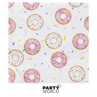 Donut Luncheon Napkins (20)