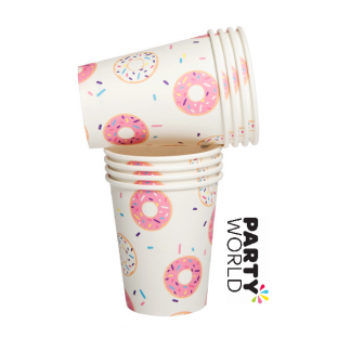 Donut Paper Cups (10)