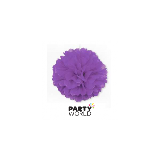 16in Puff Ball - Lavender