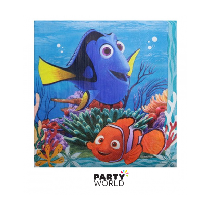 Finding Dory Luncheon Napkins (10)