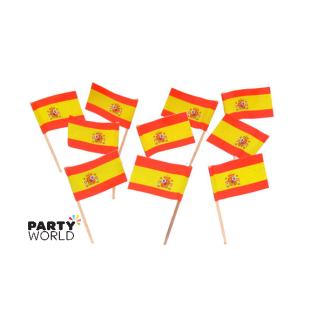 Spanish Flag Picks (20)