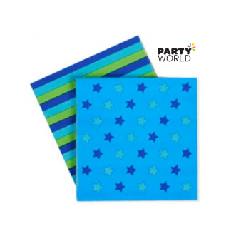 Paper Eskimo Star Dream Beverage Napkins (20)