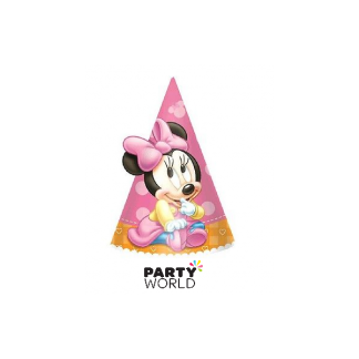 Disney Minnie's Birthday Party Hats (8)