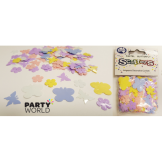 Pastel Butterfly Scatters (14g)