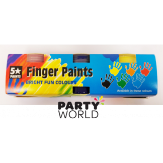 Finger Paint Pack 60ml (3)