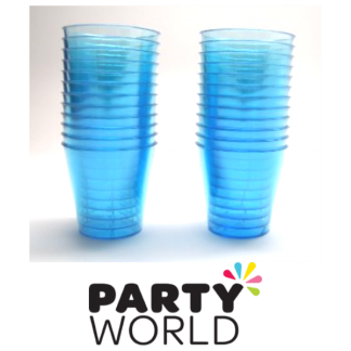 Shot Glasses Blue (30pk)