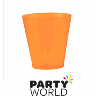 Shot Glasses Orange (30pk)