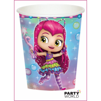 Little Charmers Paper Cups (8)