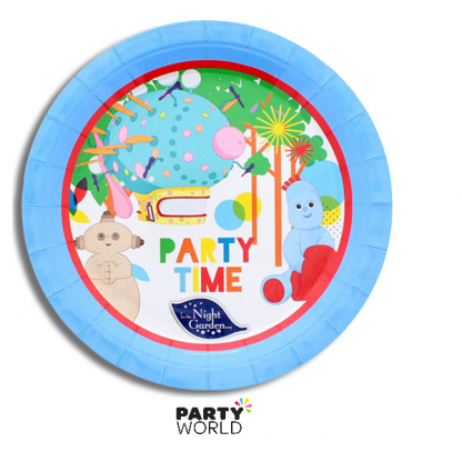 In the Night Garden... Paper Plates 9in (8)