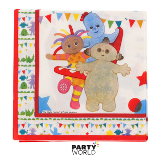 In the Night Garden... Luncheon Napkins (16)
