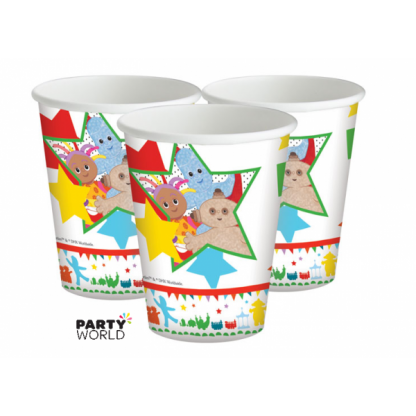 In the Night Garden... Paper Cups (8)