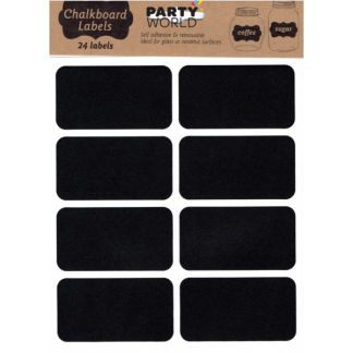 Chalkboard Labels (24)