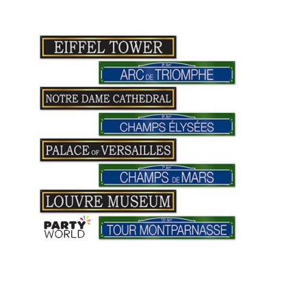French Street Signs (4)