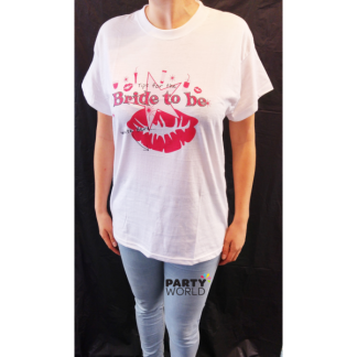 White Hen's Night T-Shirt Size M-L