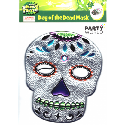 Day Of The Dead Mask Version 3