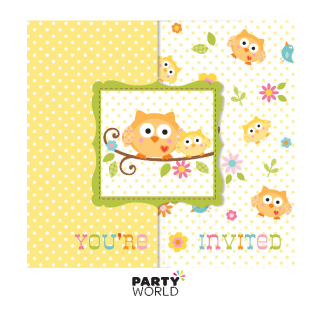 Happi Tree Invitations (25)
