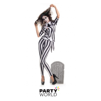 Ladies Grave Ghost Costume (size S)
