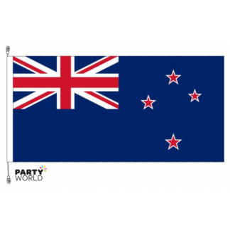 Large New Zealand Fabric Flag 90 x 150 cm
