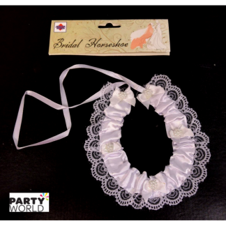Bridal Horseshoe