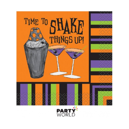 Time To Shake Things Up Beverage Napkins (16)