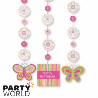 Butterfly Fancy Hanging Cutouts (3)