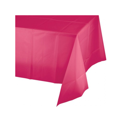 Hot Magenta Table Cover