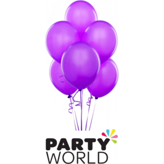 Light Purple Balloons (20) 30cm