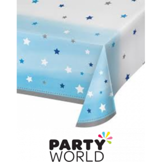 Twinkle Twinkle Little Star Plastic Table Cover
