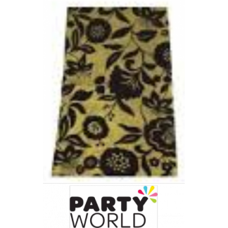 Table Runner Olive Floral