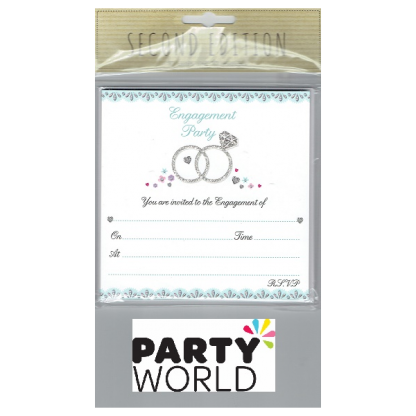 Engagement Party Invitations (10)