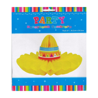 Party Honeycomb Sombrero