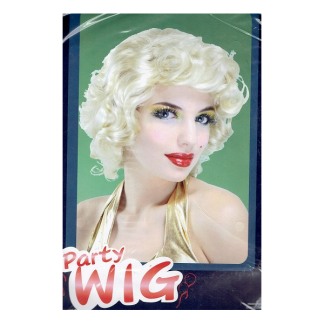 Roxie Style Blond Wig
