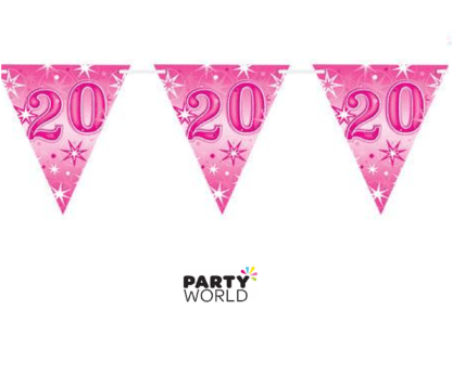 20th bunting
