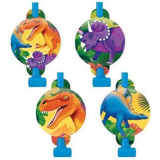 Prehistoric Dinosaurs Party Blowouts (8)