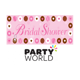 Bridal Shower Giant Party Banner