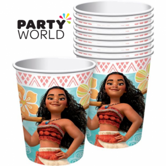 Moana Paper Cups (8)