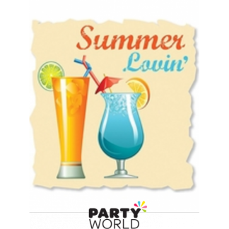 Summer Lovin' Beverage Napkins (16)