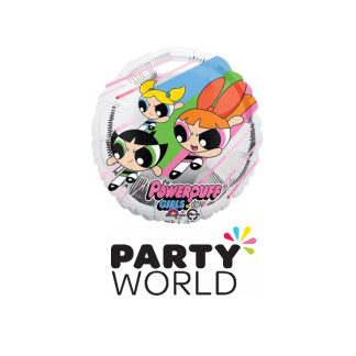Powerpuff Girls Foil Balloon