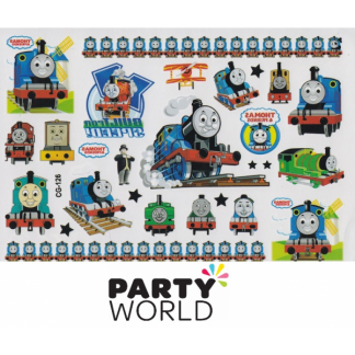Thomas and Friends Temporary Tattoos