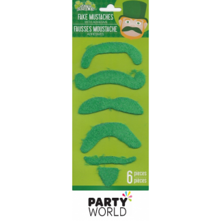 Saint Patricks Fake Moustaches (6)