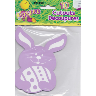 Easter Bunny Cutouts (10)
