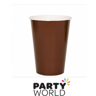 Brown Paper Cups (8)