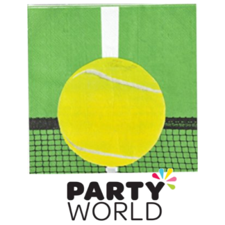 Tennis Beverage Napkins (16)