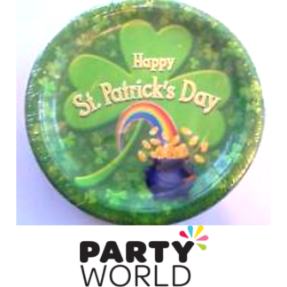 St Patrick's Day 7 in Paper Plates (8)