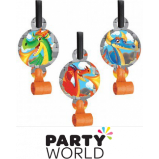 Dragons Party Blowouts (8)