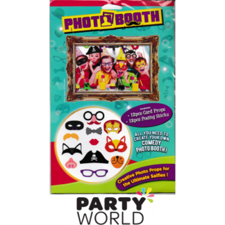 Kid Party Photo Booth Kit (12)